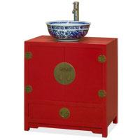 Oriental Vanity Cabinets