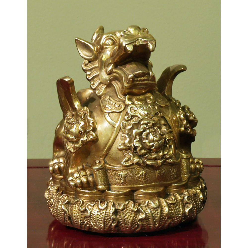Bronze Prosperity Dragon