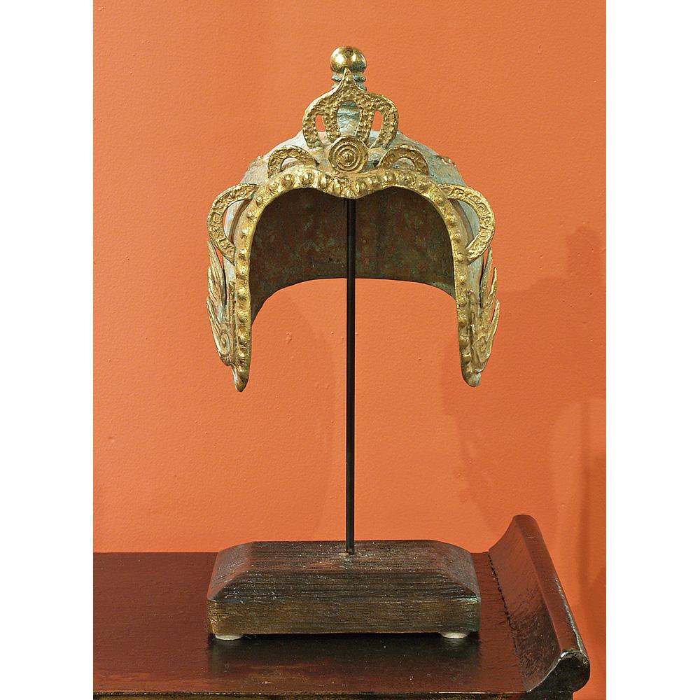 Chinese Bronze Age War Helmet