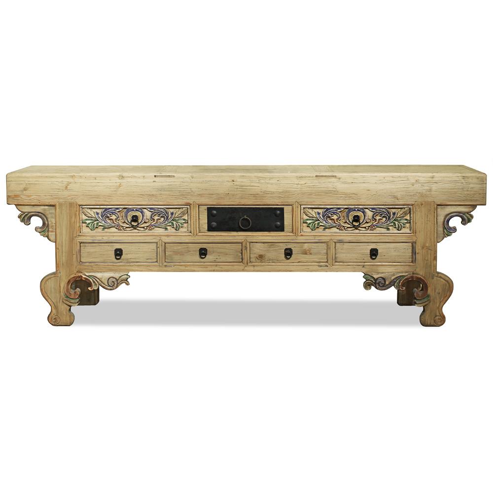 Elmwood Grand Imperial Asian Altar Table