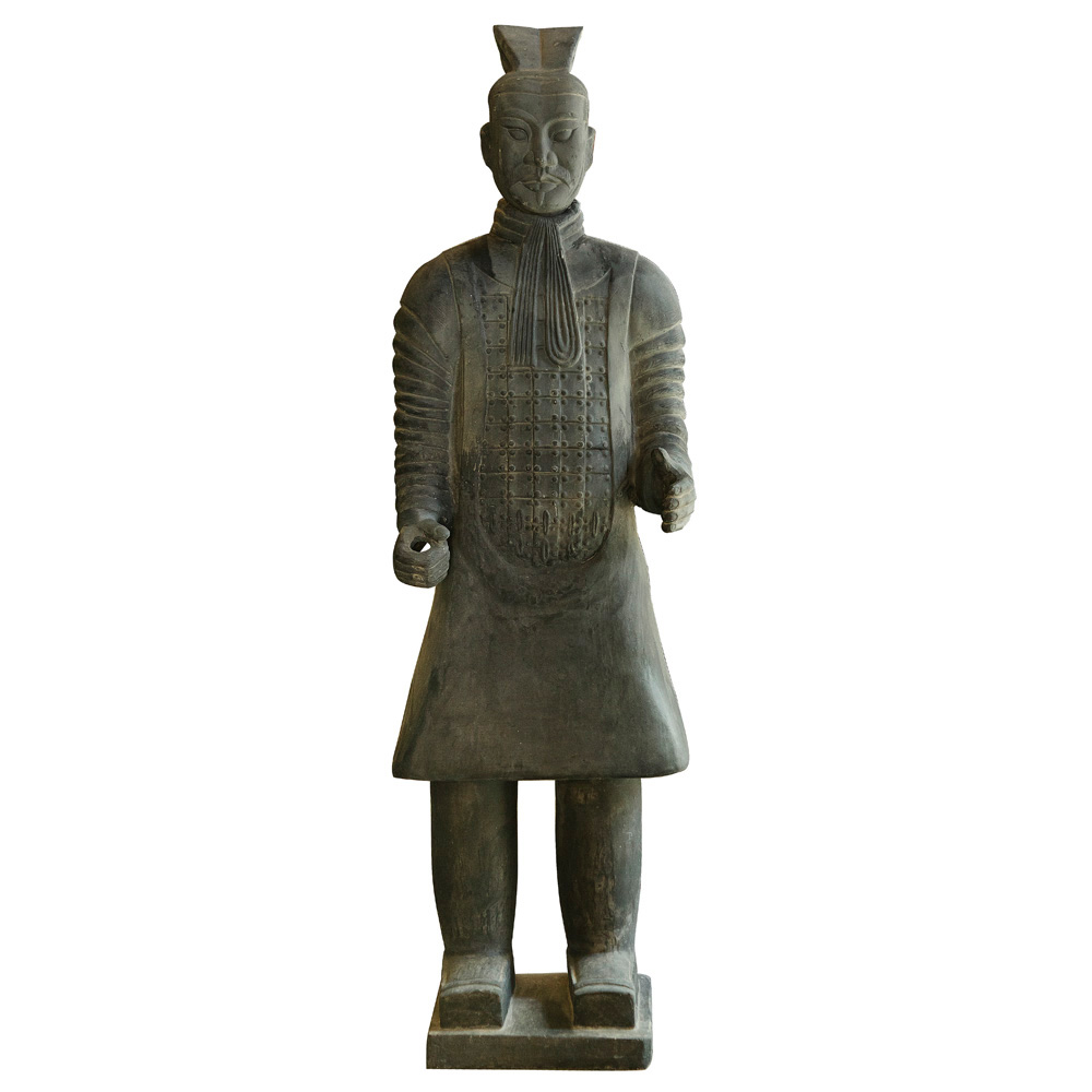 62in Terracotta Soldier Infantryman