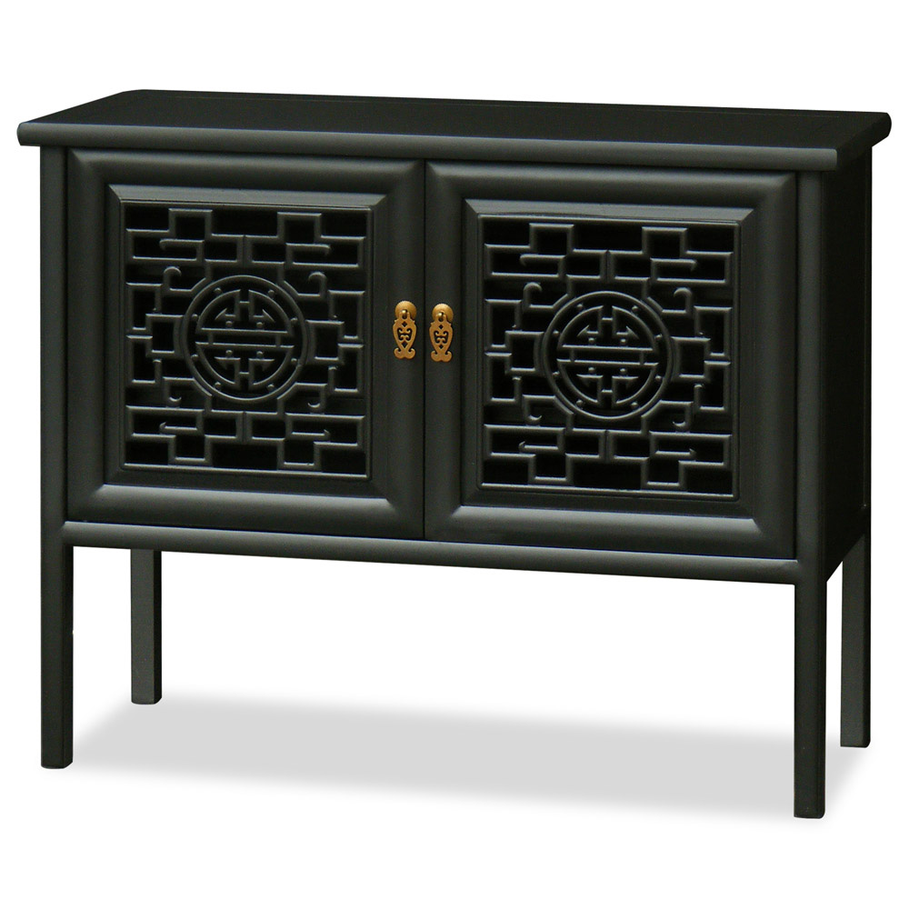 Elmwood Longevity Design Ming Cabinet