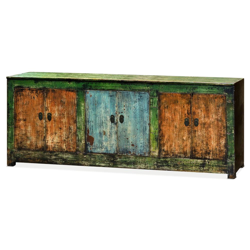 Elmwood Tang Sideboard