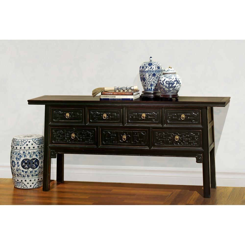 Elmwood Qing Console Table
