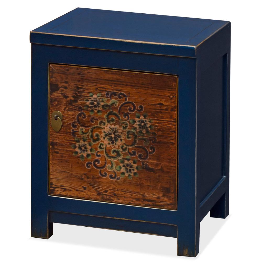 Elmwood Petite Monuai Tibetan Cabinet