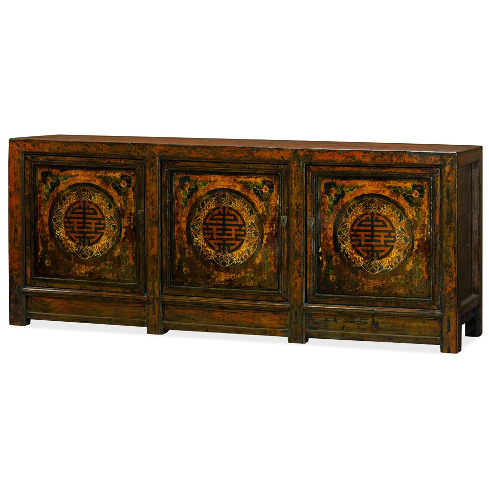 Elmwood Vintage Gan-Su Cabinet