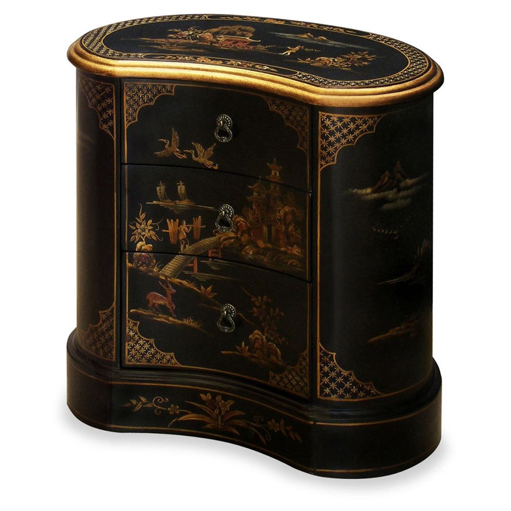 Chinoiserie Chest of Drawers
