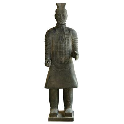 62in Terracotta Soldier Infantryman