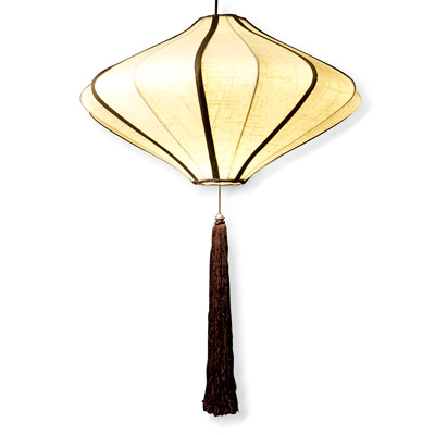 Hanging Palace Lantern with Tassel