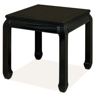 Black Rosewood Chinese Ming Lamp Table