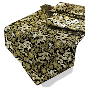 110in Dragon Motif Table Runner