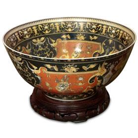 12 Inch Renaissance Porcelain Bowl