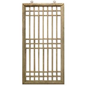 Chinese Window Panel Shutter