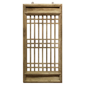 Chinese Window Panel Shutter
