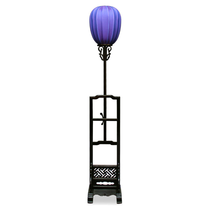 Elm Imperial Lantern - Purple