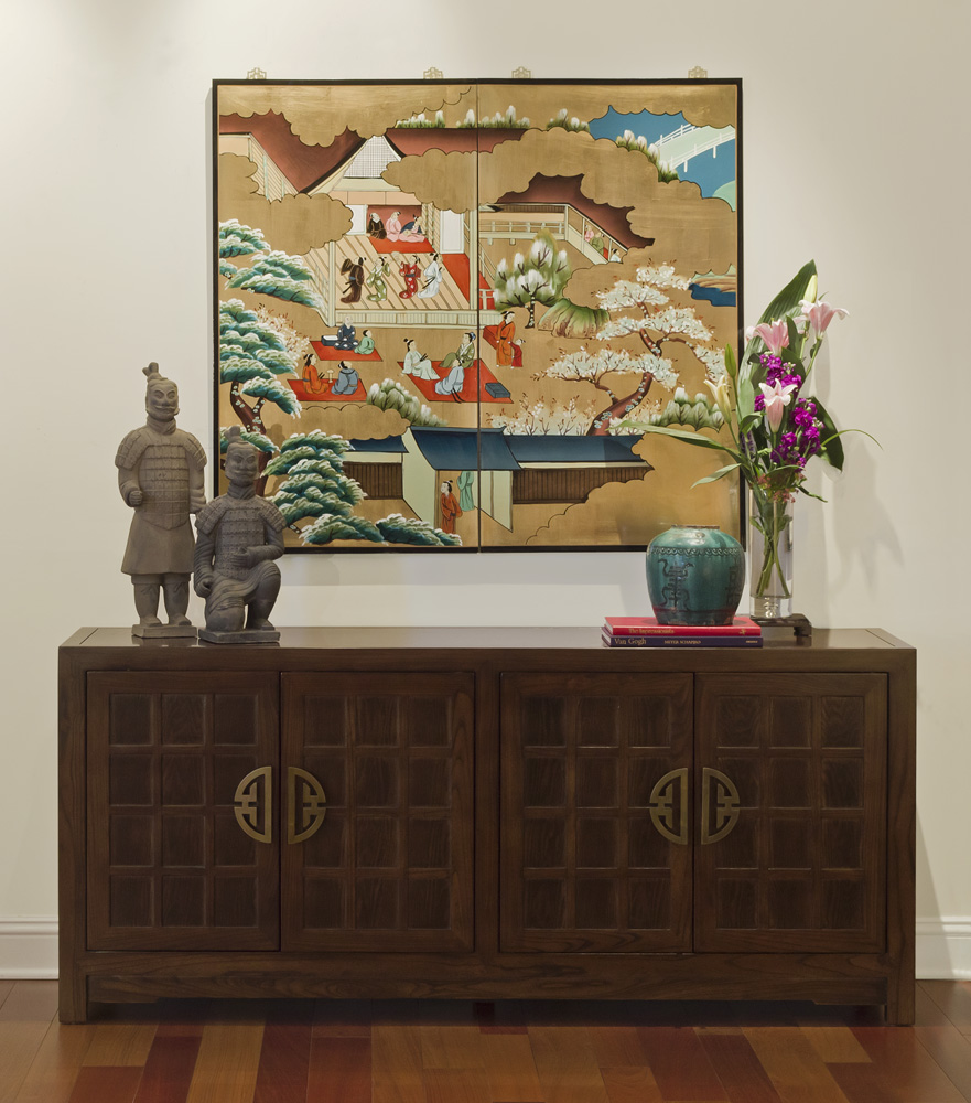 Asian Furniture and Decor