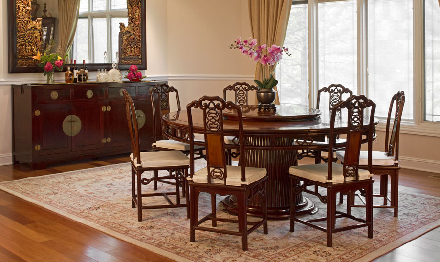 Chinese Dining Set