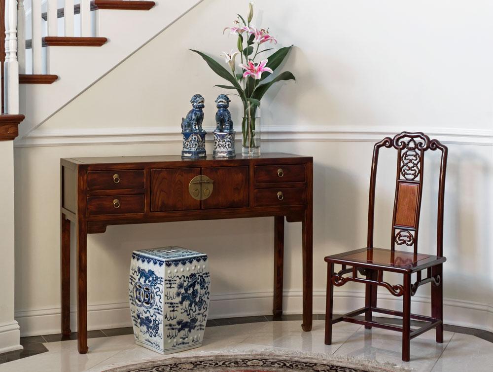 Ming Sofa Table