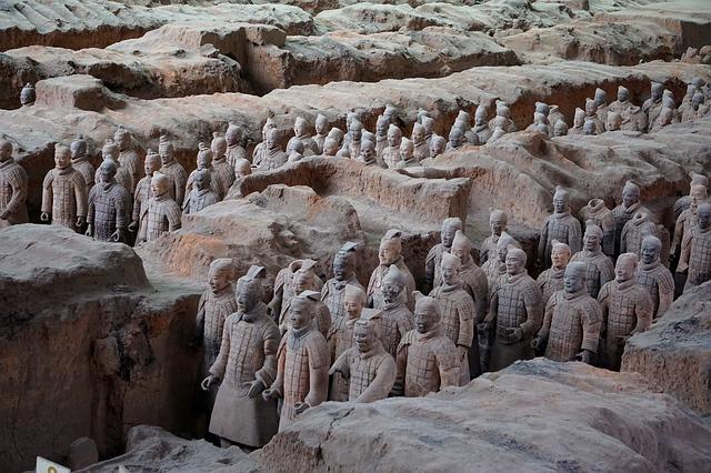 Terracotta Warriors Excavation