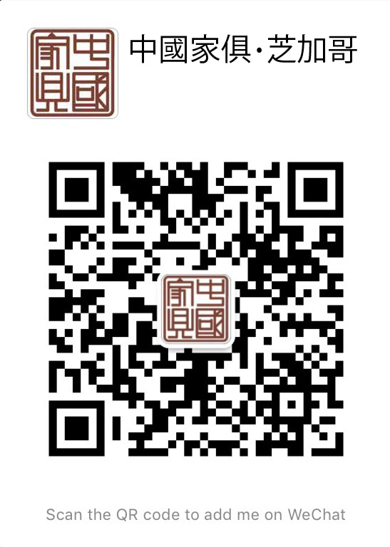 China Furniture Online WeChat QR Code