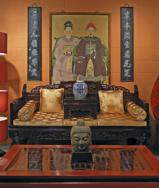 Shop Chinese Daybeds