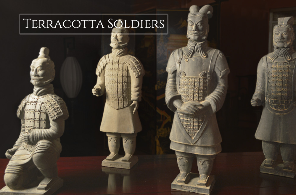 Terracotta Soldier Statues