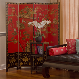 Chinese Chinoiserie Style Furniture and Decor