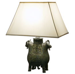 Asian Style Lamps and Lighting