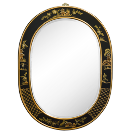 Asian Style Decorative Mirrors