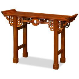 Asian Style Rosewood Tables