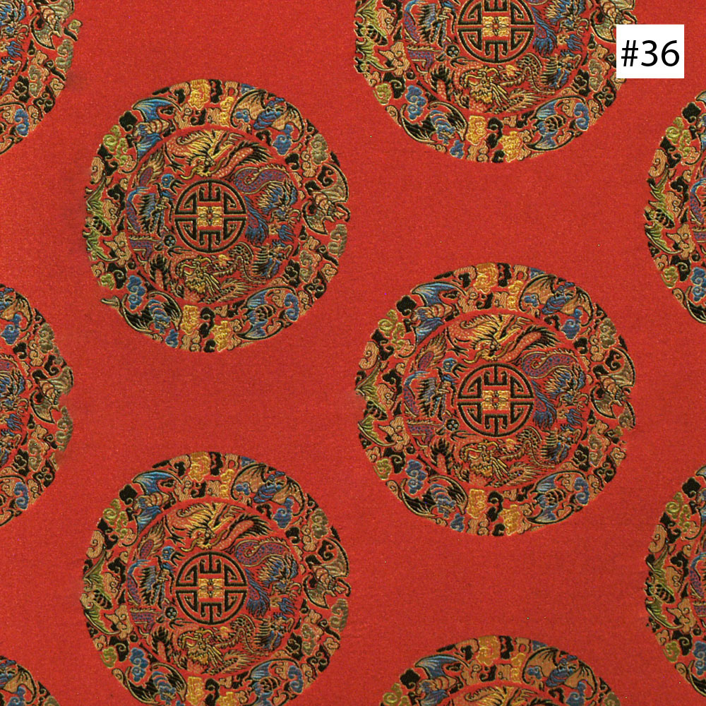 Chinese Imperial Dragon Design (#36, #37, #39)
