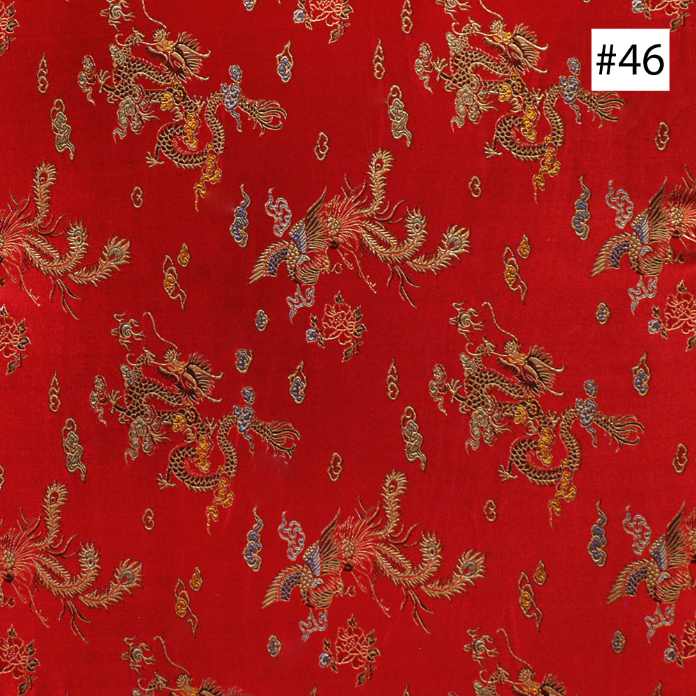 Prosperity Dragon/Phoenix Design (#46, #48, #61)