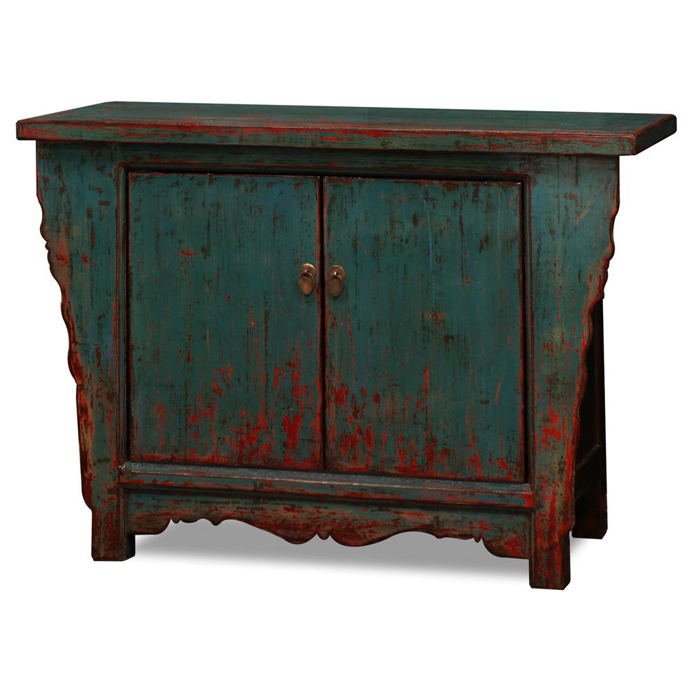 Elmwood Kitchen Cabinet Door Styles: Elmwood 2-Door Peking Cabinet