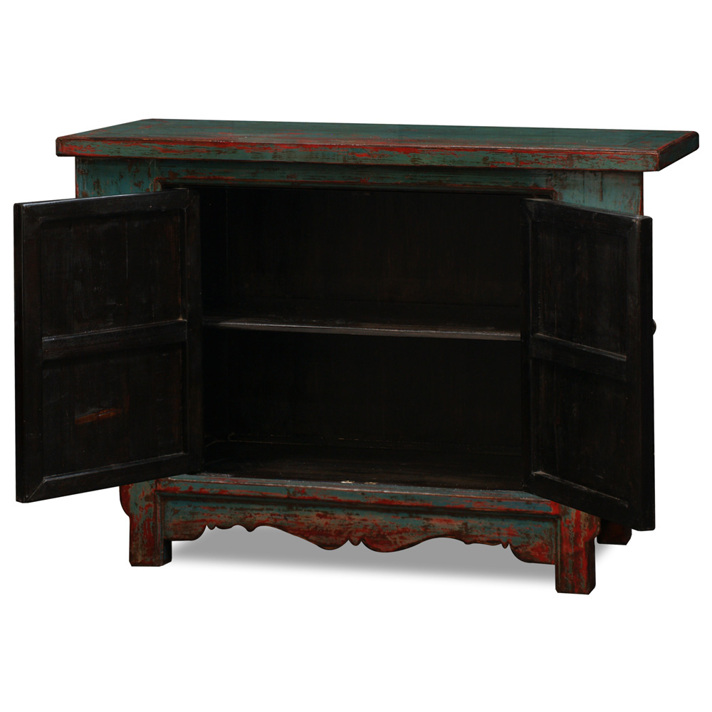 Elmwood 2-Door Peking Cabinet