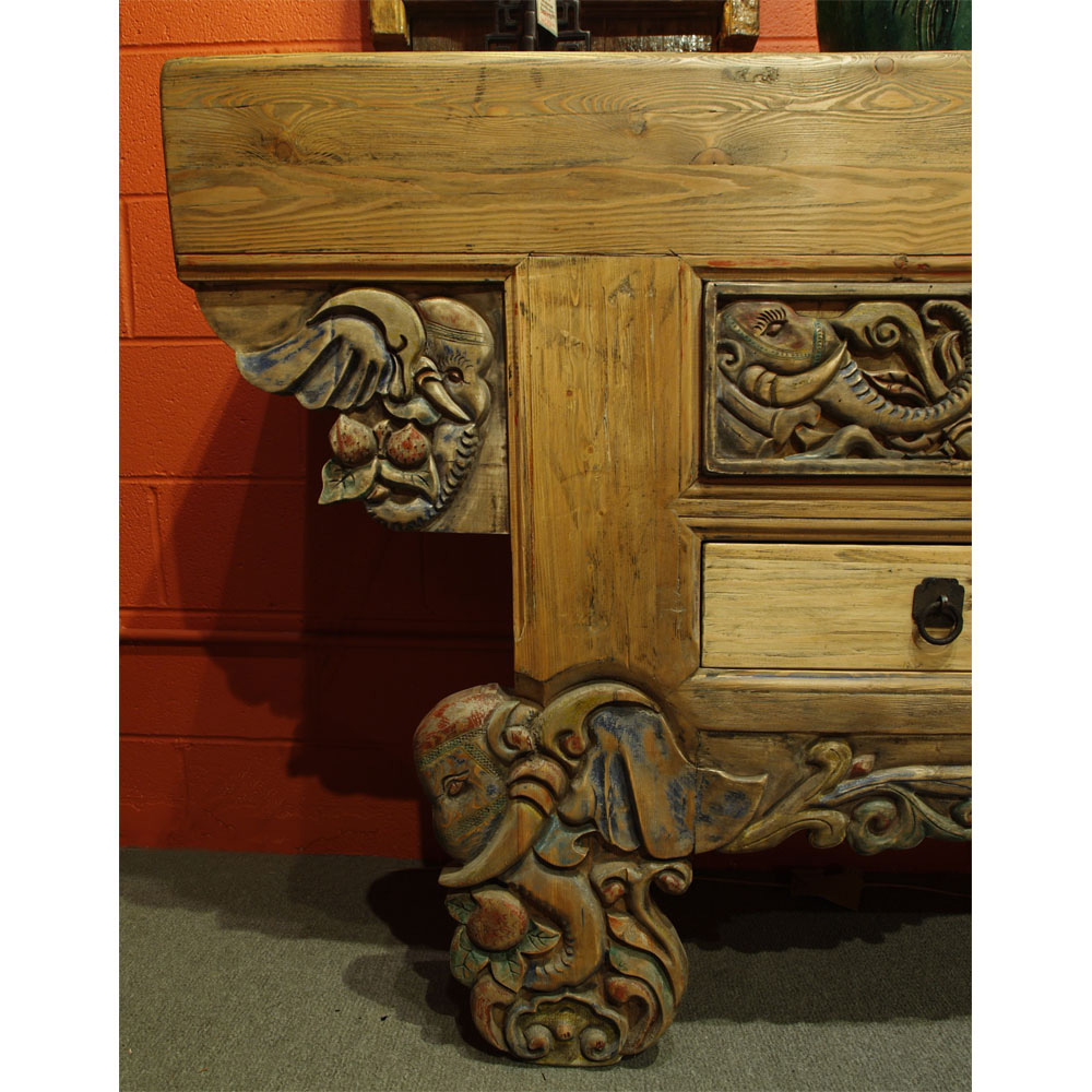 Elmwood Imperial Altar Table