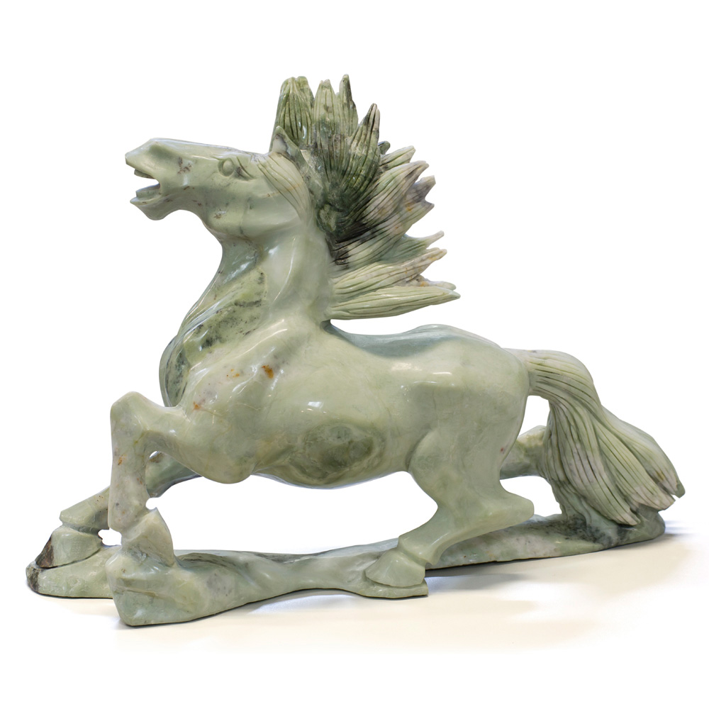 Jade Flying Horse