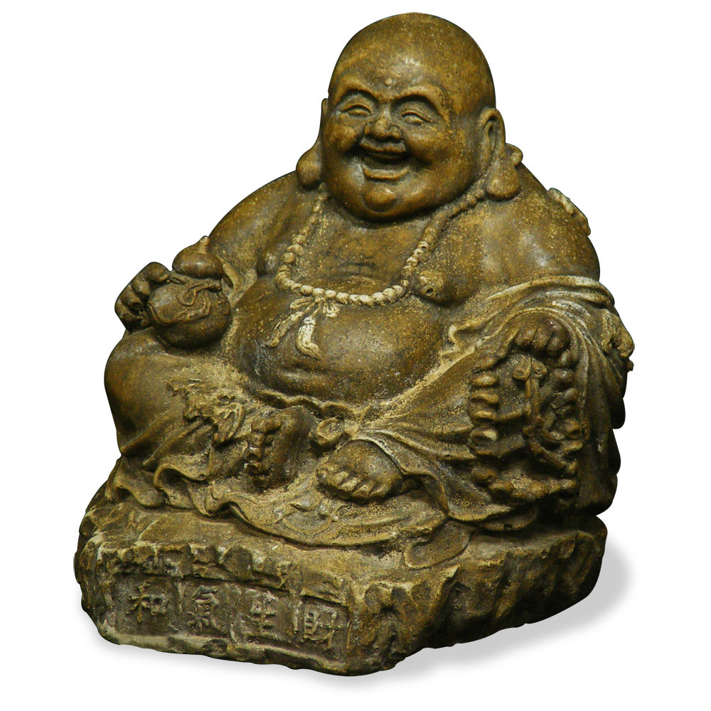 Prosperity Happy  Buddha