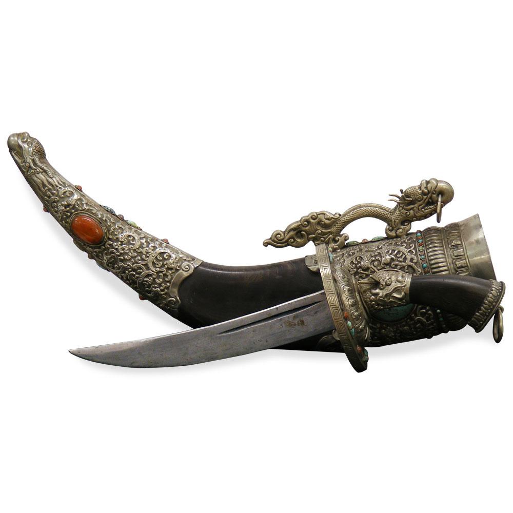 Antique Tibetan Blade
