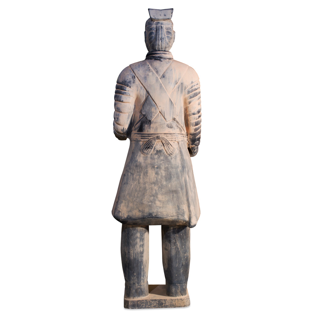 71in Terracotta Soldier Infantryman