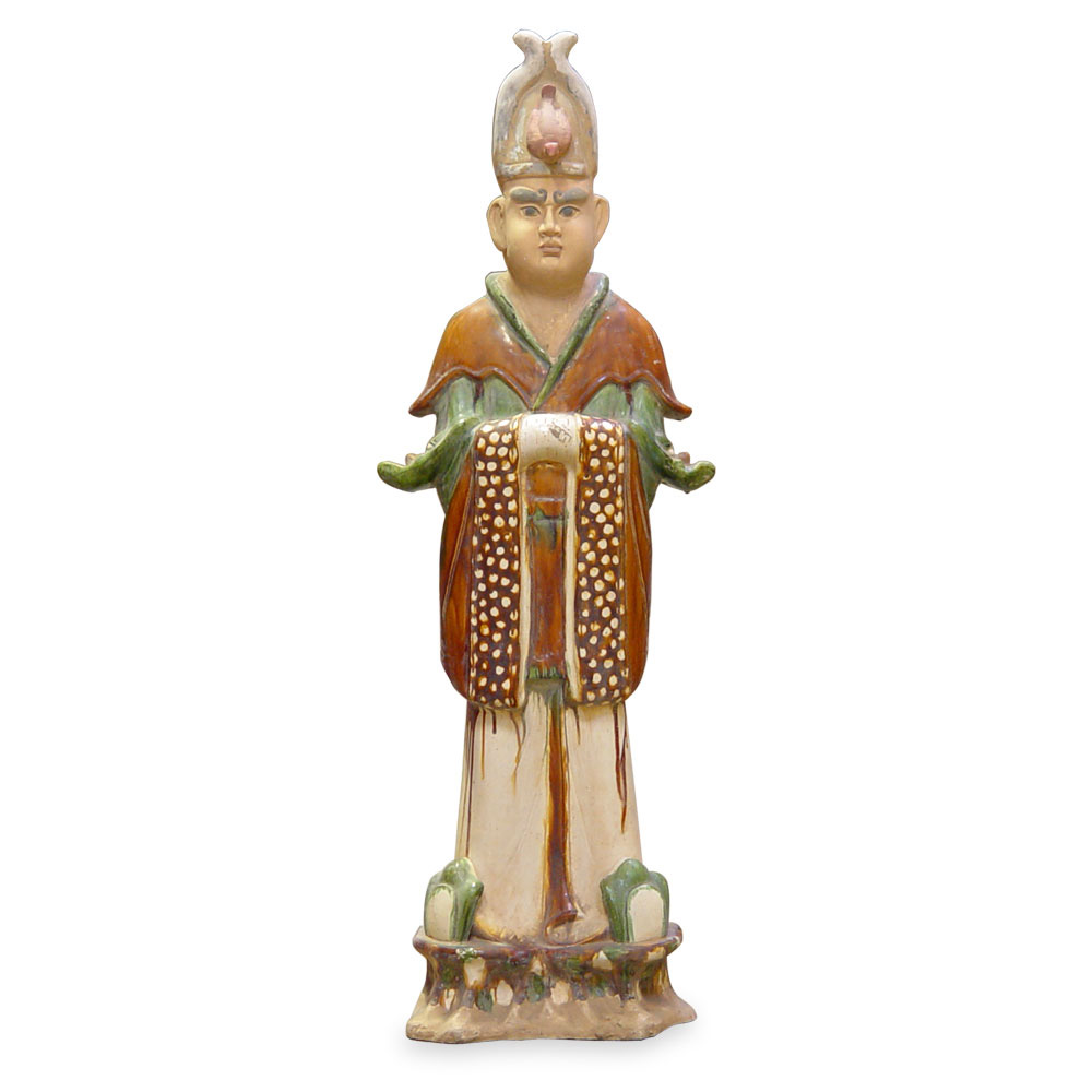 Tang Dynasty Statue *Officer*