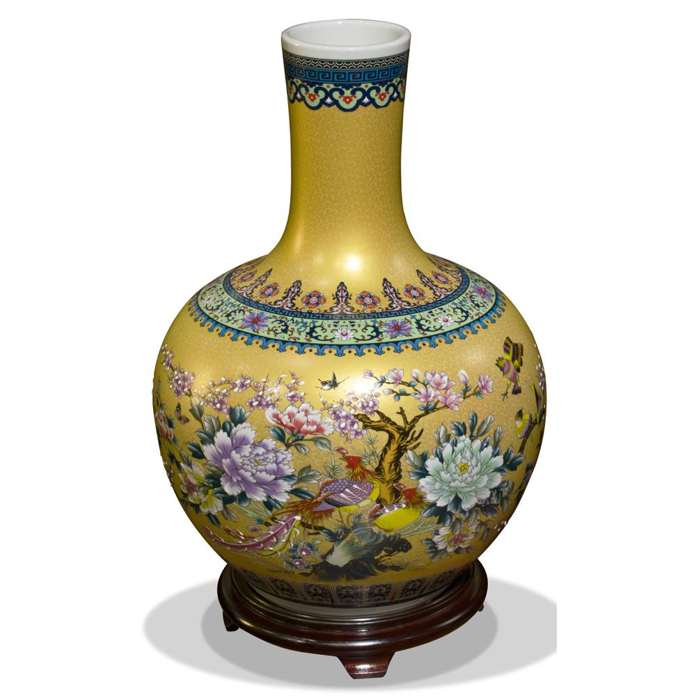 Oriental Vases and Jars