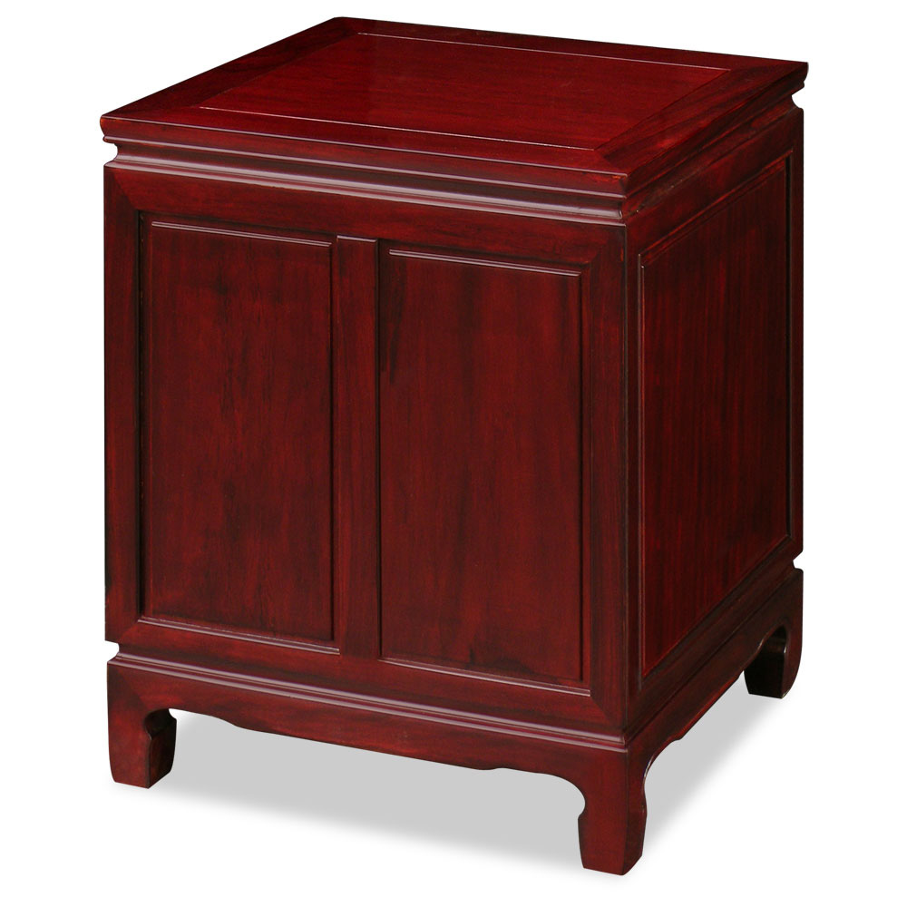 Rosewood Longevity Design Night Stand