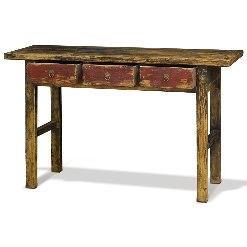 Elmwood Qing Altar Table