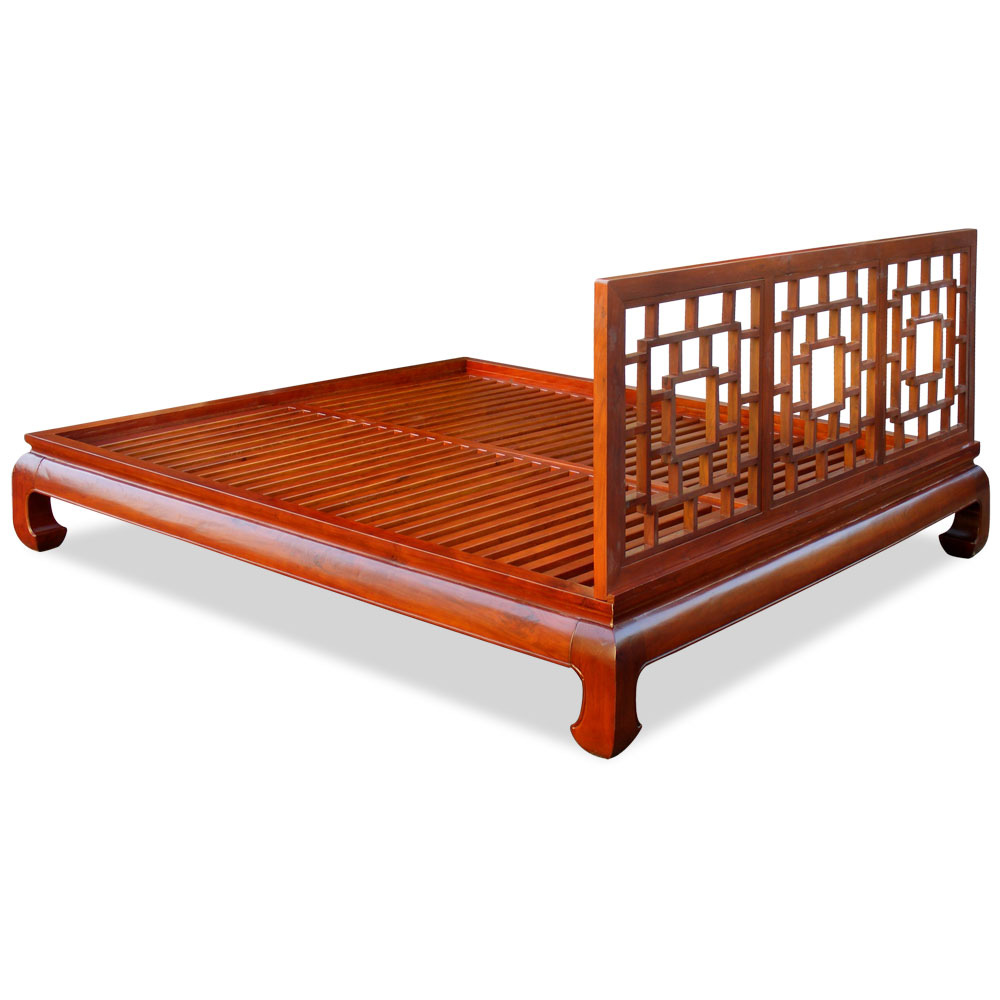 Elmwood Ming King Size Platform Bed