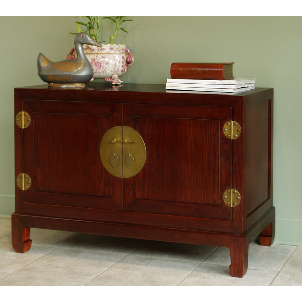 Ming Style Kang Media Cabinet