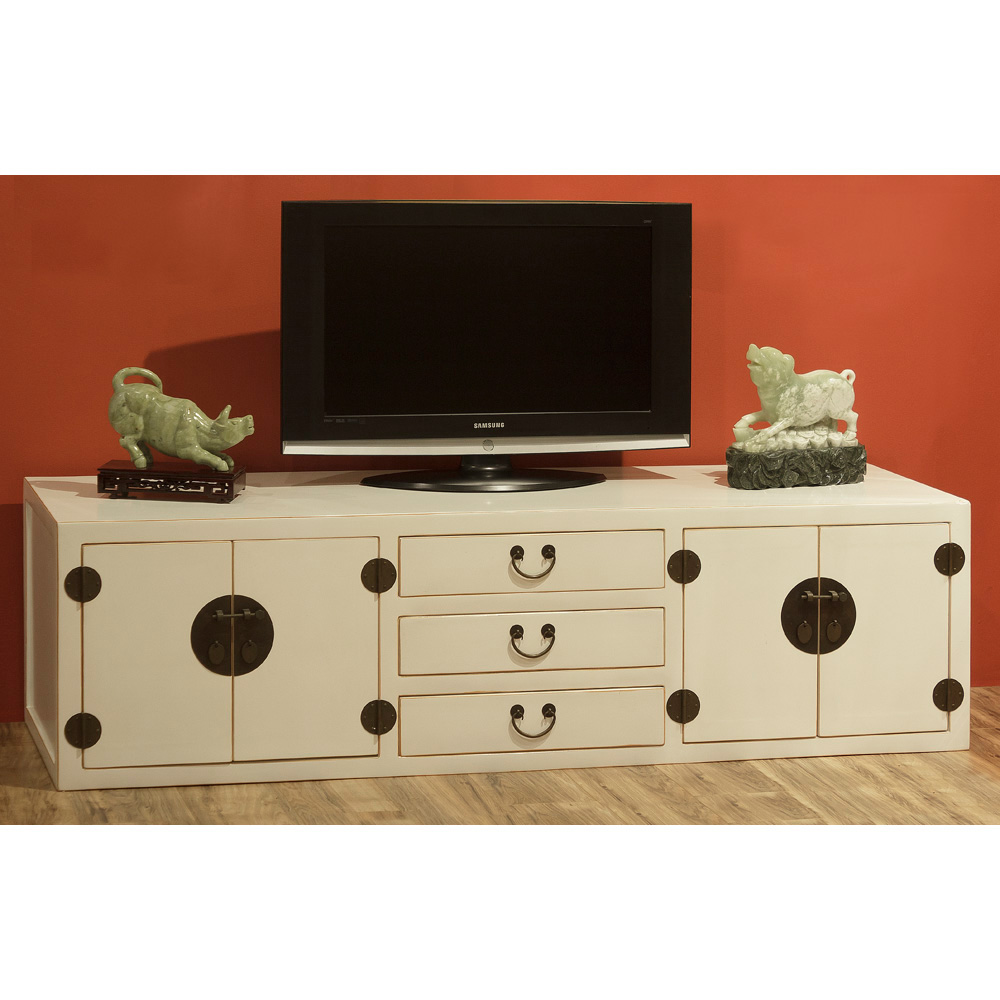 Elmwood Tang Media Cabinet