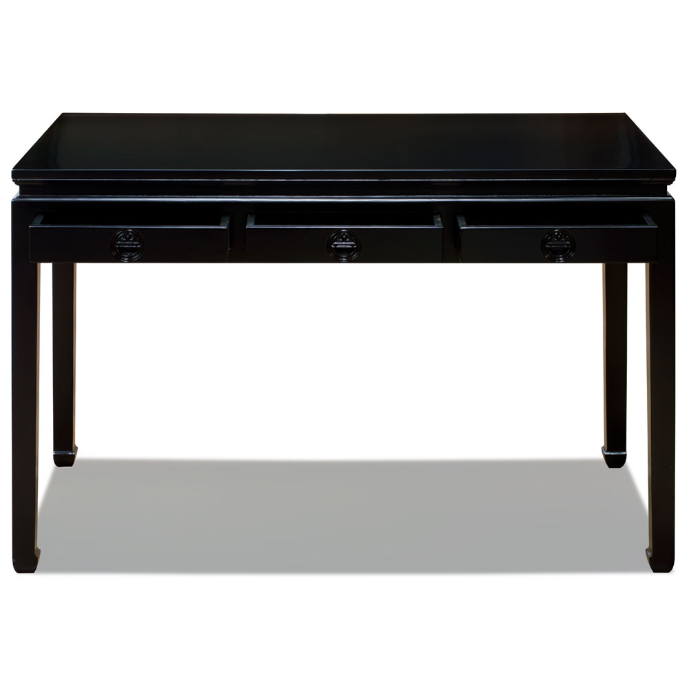Elmwood Longevity Design Three Drawer Desk