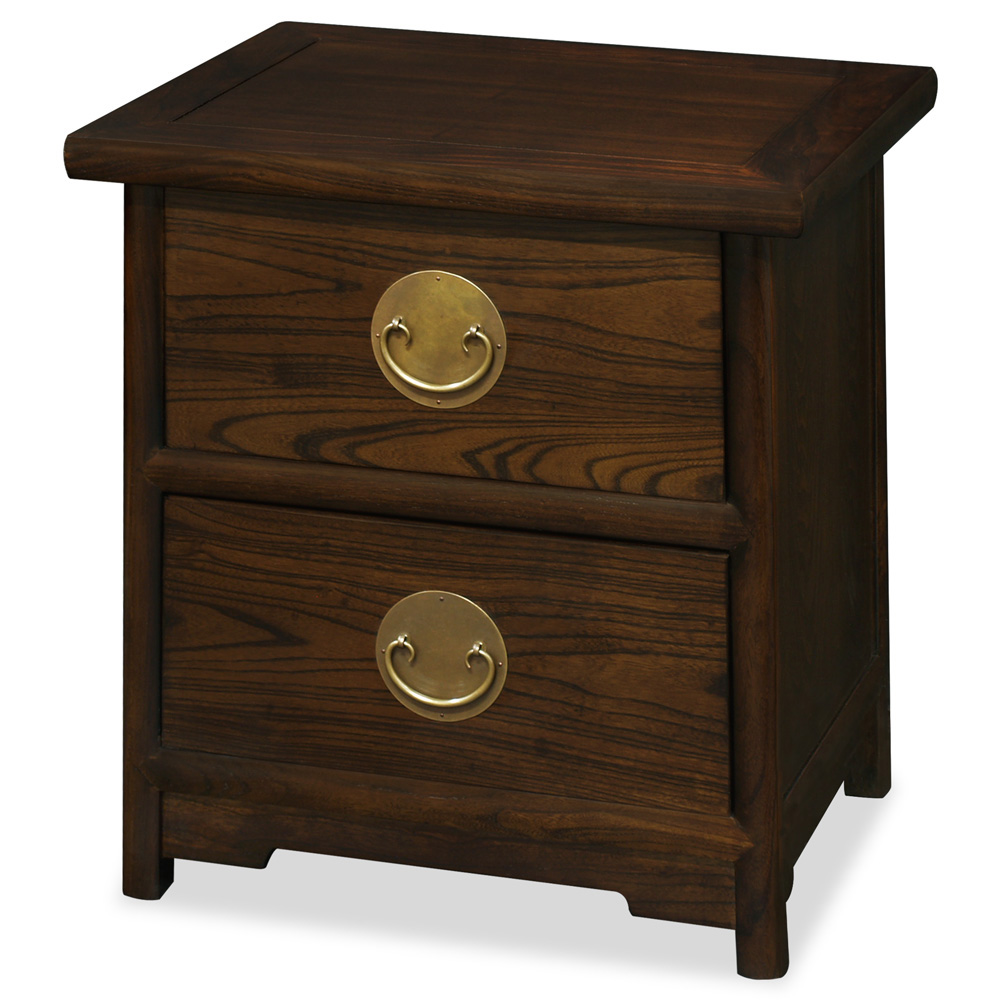 Elmwood 2-Drawer Night Stand