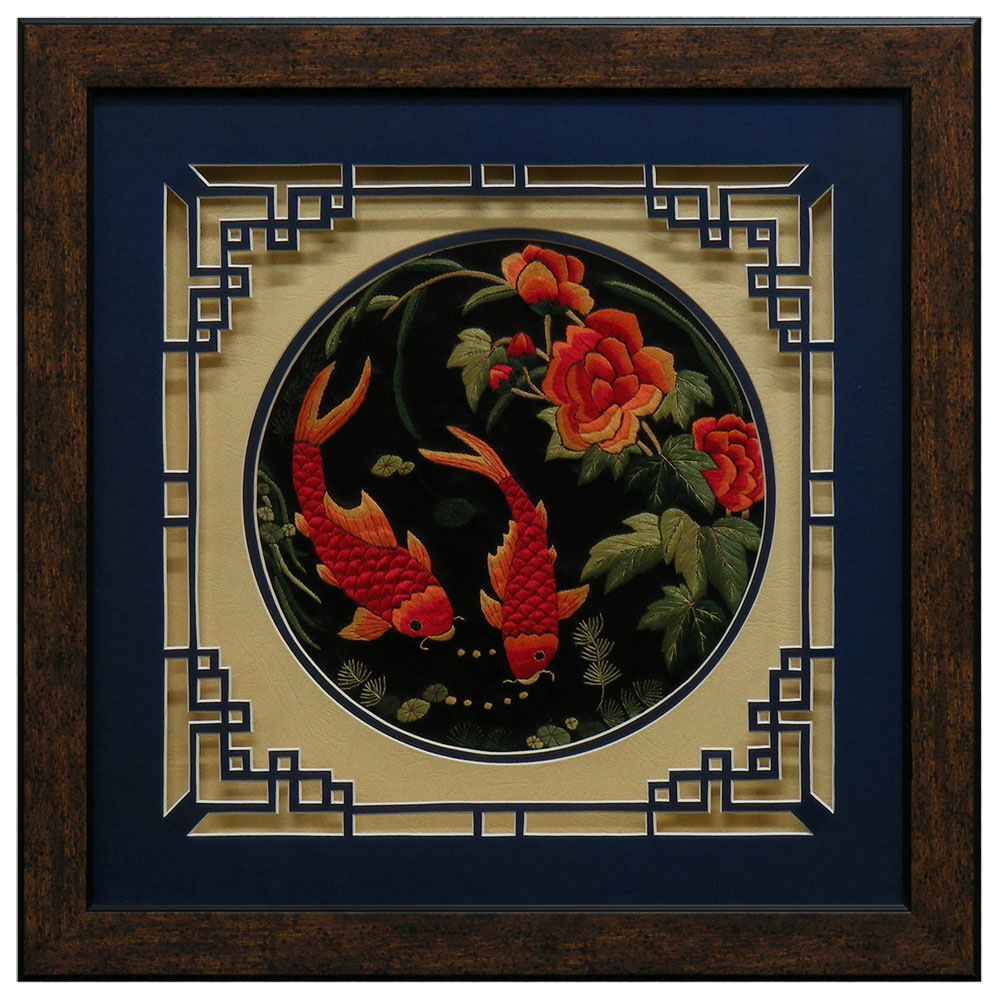 chinoiserie and asian wall decor from