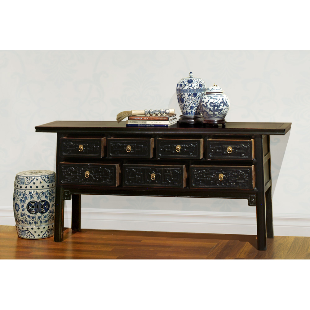 Elmwood Qing Console Table